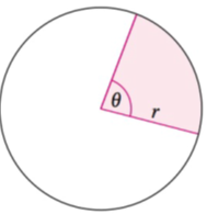 Chapter 8.1, Problem 53E, Area of a Sector of a Circle In Exercises 53 and 54, use the following information. A sector of a