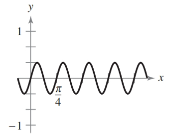 Chapter 8.3, Problem 10E, Finding the Period and Amplitude In Exercises 1-14, find the period and amplitude of the