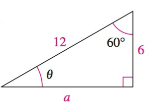 Chapter 8.3, Problem 18QY, In Exercises 18-20, solve the triangle for the indicated side and angle.