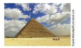 Chapter 1, Problem 30P, The base of a pyramid covers an area of 13.0 acres (1 acre = 43 560 ft2) and has a height of 481 ft
