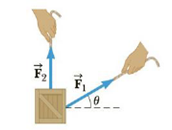 Chapter 1, Problem 58P, A force F1, of magnitude 6.00 units acts on an object at the origin in a direction  = 30.0 above the