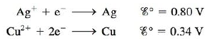 Chapter 18, Problem 138CWP, An electrochemical cell consists of a silver metal electrode immersed in a solution with [Ag+] =