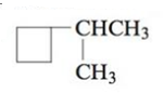 Chapter 22, Problem 22E, Name each of the following cyclic alkanes, and indicate the formula of the compound. a. b. c. , example  1