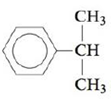 Chapter 22, Problem 30E, Cumene is the starting material for the industrial production of acetone and phenol. The structure