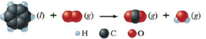 Chapter 3, Problem 101E, Balance the following equations representing combustion reactions: a. b. c. C12H22O11 (s) + O2(g)  , example  1