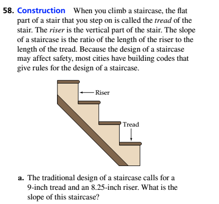 Construction When You Climb A Staircase The Flat Part Of
