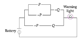 Chapter 3.1, Problem 15EE, Warning Circuits The circuits shown in Excursion Exercises 15 and 16 include a switching network, a