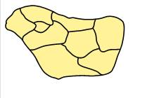 Chapter 5, Problem 30RE, Map Coloring, a fictional map is given showing the states of a country. Represent the map by a graph