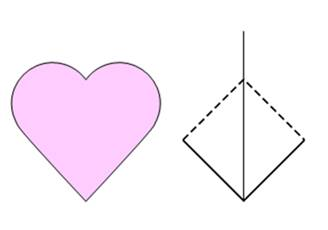 Chapter 7.1, Problem 4EE, Draw the heart-shaped figure shown at the right. Here is a suggestion on how to begin. First, use