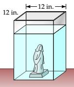 Chapter 7.5, Problem 3EE, A chemist wants to know the density of a statue that weighs 15 lb. The statue is placed in a
