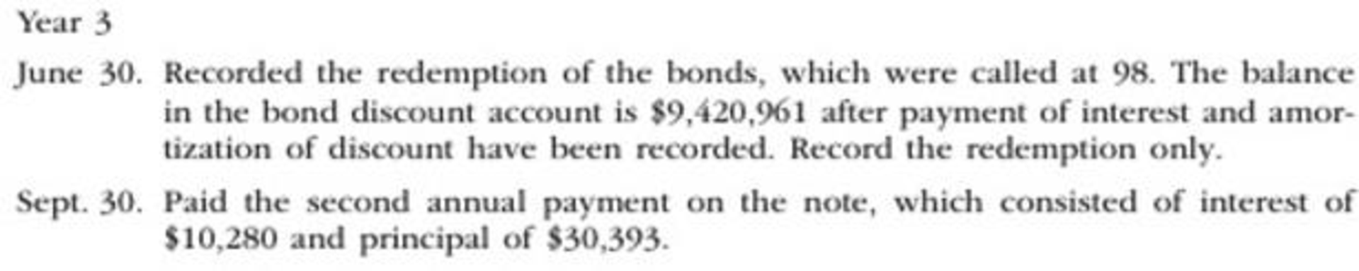 Chapter 14, Problem 4PA, The following transactions were completed by Winklevoss Inc., whose fiscal year is the calendar , example  2