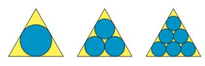 Chapter 9, Problem 4PS, Finding a Limit Let T be an equilateral triangle with sides of length 1. Let an be the number of
