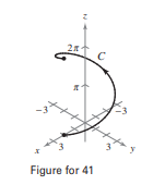 Multivariable Calculus, Chapter 15.2, Problem 41E