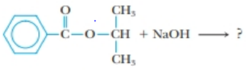 Chapter 23, Problem 64PS, Draw structural formulas, and give the names for the products of the following reaction: