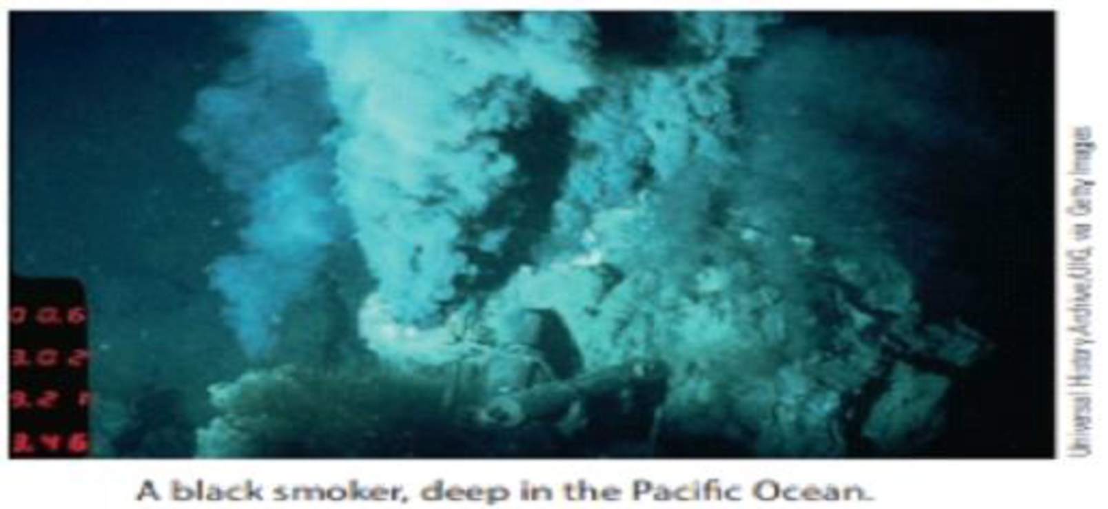 Chapter 4, Problem 22PS, Black smokers are found in the depths of the oceans. Thinking that the conditions in these smokers