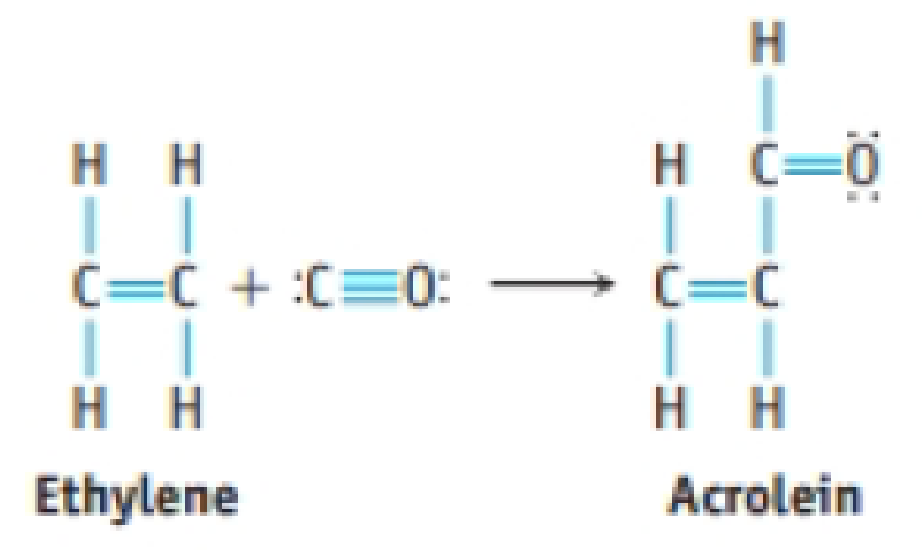 Chapter 8, Problem 85GQ, Acrolein is used to make plastics. Suppose this compound can be prepared by inserting a carbon