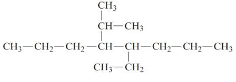 Chapter 20, Problem 142CP, . Name each of the following alkanes. a.CH1CH2CH2CH2CH3 b. c. , example  2