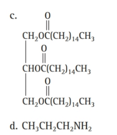 Chapter 16, Problem 55E, Which molecule is an amino acid? , example  2