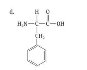 Chapter 16, Problem 57E, Classify each molecule as a lipid, carbohydrate, or amino acid: , example  3