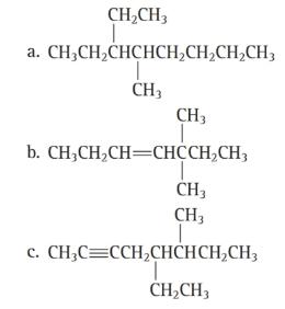 Chapter 6, Problem 50E, Name each compound: