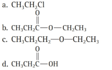 Chapter 6, Problem 60E, Identify each compound according to its functional group: