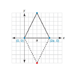 Chapter 10.1, Problem 29E, If two vertices of an equilateral triangle are at 0, 0 and 2a,0, what is the third vertex?