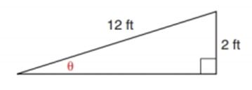 Chapter 11.2, Problem 30E, In Exercise 29 to 37, angle measures should be given to the nearest degree; distances should be