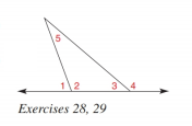 Chapter 2.4, Problem 28E, Given: m1=8(x+2)m3=5x3m5=5(x+1)2 Find: x