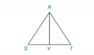 Chapter 2.4, Problem 30E, Given: Equiangular RST Prove: RV bisects SRT RVS is a right