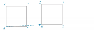 Chapter 2.6, Problem 16E, Suppose that square RSTV slides point for point to form quadrilateral WXYZ. a Is WXYZ a square ? b