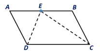 Chapter 4.1, Problem 36E, When the bisectors of two consecutive angles of a parallelogram meet at a point on the remaining