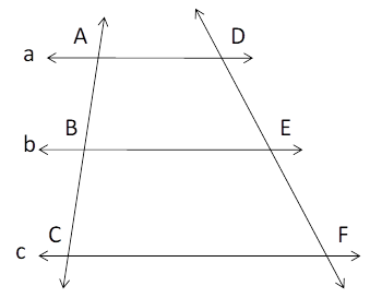 Chapter 4.4, Problem 26E, In the figure, abc and B is the midpoint of AC. If AB=2x+3y, BC=x+y+7 and DE=2x+3y+3 and EF=5xy+2,