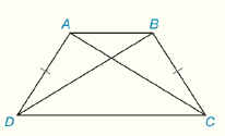 Chapter 4.CT, Problem 16CT, Complete the proof of the following theorem: The diagonals of an isosceles trapezoid are congruent.