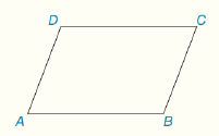 Chapter 4.CT, Problem 1CT, Consider  ABCD as shown. a How are A and C related? b How are A and B related?