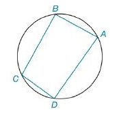 Chapter 8.2, Problem 12E, For Exercises 11 and 12, use Brahmaguptas Formula. For cyclic quadrilateral ABCD, find the area if