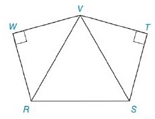 Chapter 8.2, Problem 30E, In Exercises 27 to 30, find the area of the figure shown. Given: Pentagon RSTVW with