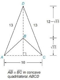 Chapter 8.2, Problem 7E, In Exercises 1 to 8, find the perimeter of each polygon.