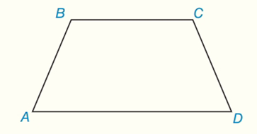 Chapter 8.CR, Problem 7CR, Given: Trapezoid ABCD, with AB=6andBC=8,ABCD Find: AABCD if: a mA=45 b mA=30 c mA=60
