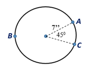 Chapter 8.CT, Problem 11CT, Where , find the approximate length of AC. , example  2
