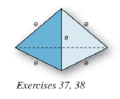 Chapter 9.2, Problem 38E, Each edge of a regular tetrahedron see Exercise 37 has length e. a Show that the altitude of the