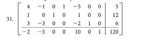 Chapter 4.3, Problem 31E, Problems 31-38 involve linear programming problems that have nonunique solutions. In Problems 31-34,