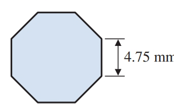 Chapter 1.12, Problem 32E, In Illustration 3, find the perimeter of the octagon, which has eight equal sides. ILLUSTRATION 3