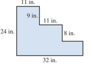 Chapter 1.5, Problem 10R, In Illustration 1, find the area. ILLUSTRATION 1