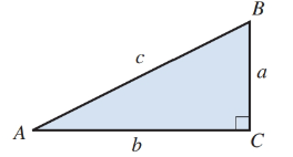 Chapter 13.4, Problem 9E, Using Illustration 1, solve each right triangle: ILLUSTRATION 1 A=68.8,c=39.4m