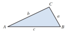 Chapter 14.4, Problem 7E, For each general triangle, a. determine the number of solutions and) b. solve the triangle, if