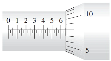 Chapter 4.4B, Problem 17E, Read the measurement shown on each U.S. micrometer: